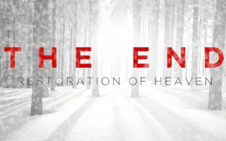 The End – Catching a Glimpse