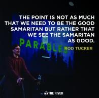 Seeing the Samaritan as Good
